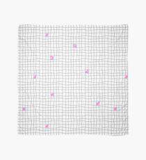 Carreaux - Grey/Pink Scarf