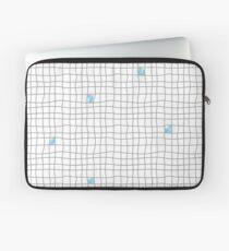 Carreaux - Grey/Blue Laptop Sleeve