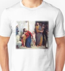 Carl Heinrich Bloch - Suffer the Children Unisex T-Shirt