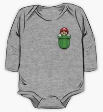 Pocket Plumber One Piece - Long Sleeve