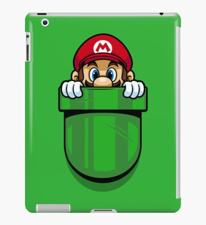 Pocket Plumber iPad Case/Skin
