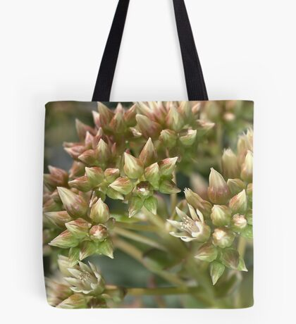 Succulent Green Tote Bag