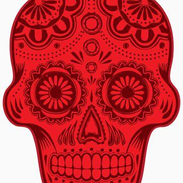 Skull by GoldMedia