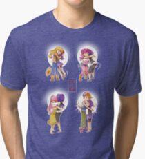 The Art Of Hugging Tri-blend T-Shirt