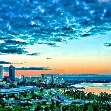 Perth by SamTesta