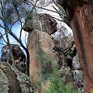 Rock Formation by margotk