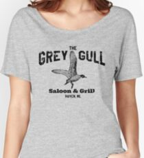 The Grey Gull Women's Relaxed Fit T-Shirt