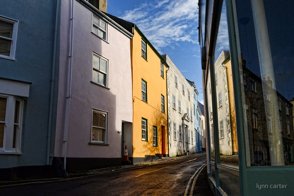 Homes Around Lyme, Dorset.UK by lynn carter