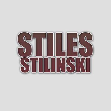 Stiles Stilinski, name / Teen Wolf / Dylan o'Brien by DMJADESIGN