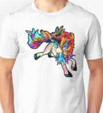 Keldeo- watercolour sprite art Unisex T-Shirt
