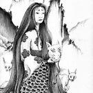 Kitsune by Neely Stewart