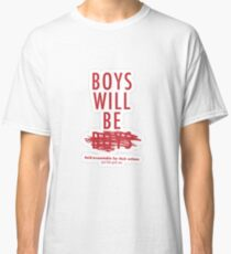 Feminist Equality Merch Classic T-Shirt