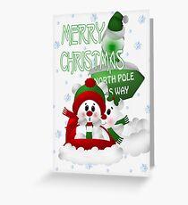 Christmas Fun Greeting Card