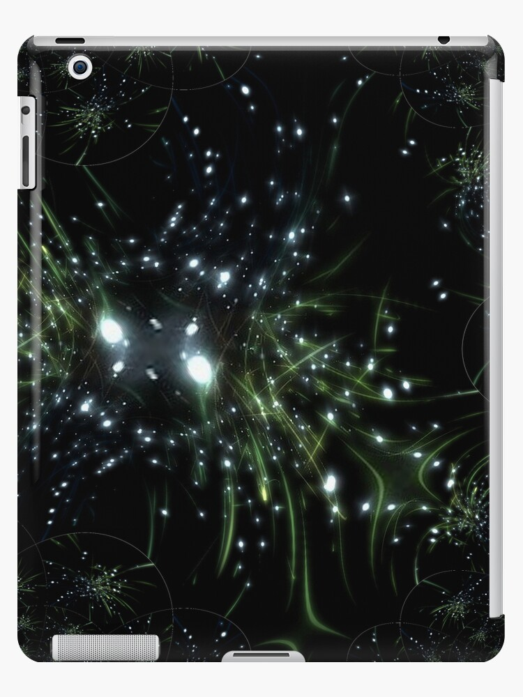 Birth of the Universe iPad/iPhone/iPod case by Dennis Melling