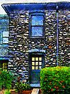 Stone House in Chester by RC deWinter