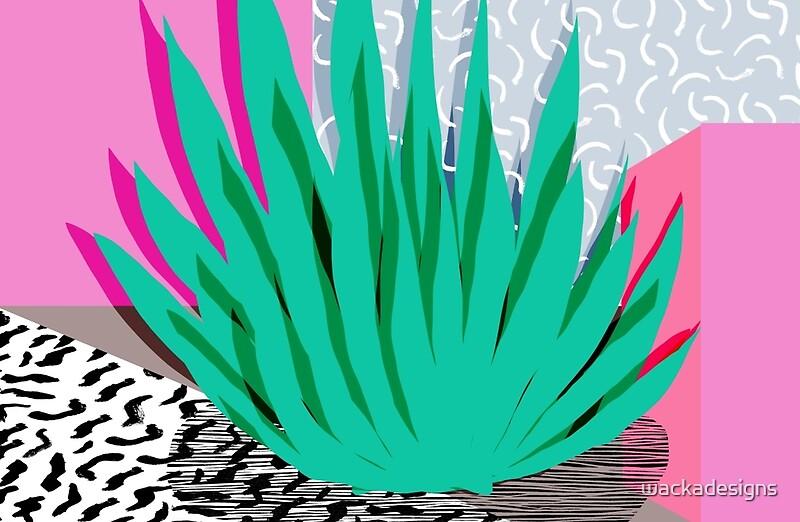 Dag throwback memphis 1980s neon art pink pastel for Minimal art neon