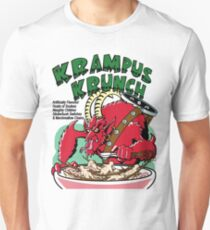 Red Krampus Krunch Unisex T-Shirt