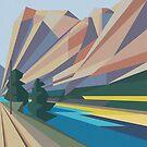 Norway by JAMWAH Illustration & Design