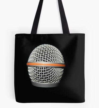 Music .. Mic! Tote Bag