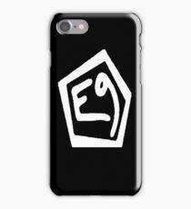 E9 iPhone Case/Skin