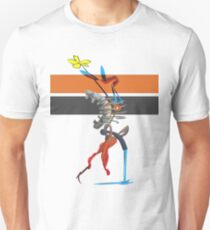 FlowersFireWater T-Shirt