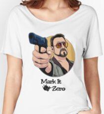 """Mark It Zero"" Women's Relaxed Fit T-Shirt"