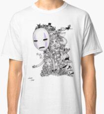 Camiseta clásica Hayao Miyazaki Homenaje # 2