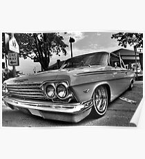 Impala Lowrider  Poster