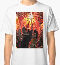 the black cat dance party Classic T-Shirt