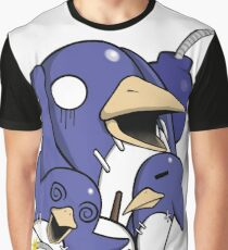 Prinny's Explosion Graphic T-Shirt