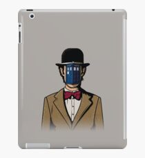 Doctor Magritte iPad Case/Skin