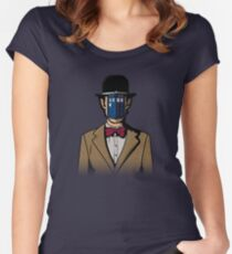 Doctor Magritte Women's Fitted Scoop T-Shirt