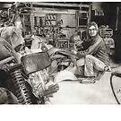 Joe - Vespa Repairs and Restorations by alford