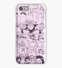 Usagi and Friends Manga iPhone Case/Skin