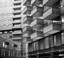 Street scene by ictor