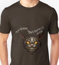 Cheshire Cat:Alice Madness Returns T-Shirt