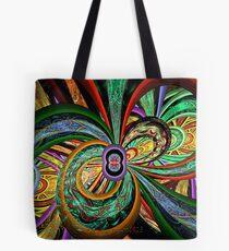 Bipolar Rings Tote Bag