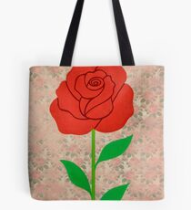 THE BEAUTY OF THE ROSE Tote Bag