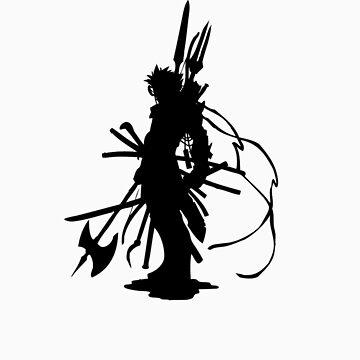 ultimate warrior by raphaelburton