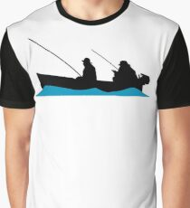 Fredo's Boat Graphic T-Shirt
