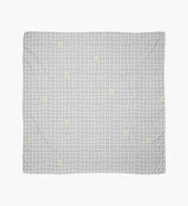 Carreaux - Grey/Green - Bis Scarf