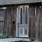 Old China Camp Building by Scott Johnson