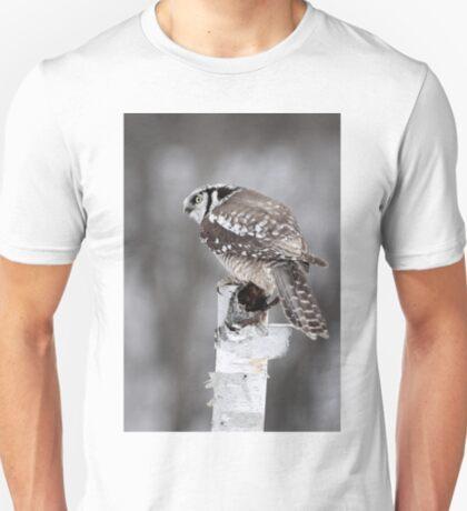 Northern Hawk Owl T-Shirt