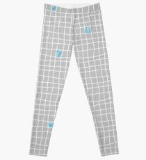 Carreaux - Grey/Blue - Bis Leggings