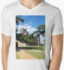 Downton Abbey Men's V-Neck T-Shirt