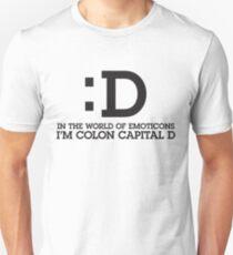 Colon Capital D T-Shirt