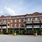 The Rusher Hotel by WildestArt