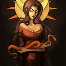 Mother of Snakes by unknownbinaries
