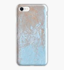 textures overlap (2) iPhone Case/Skin