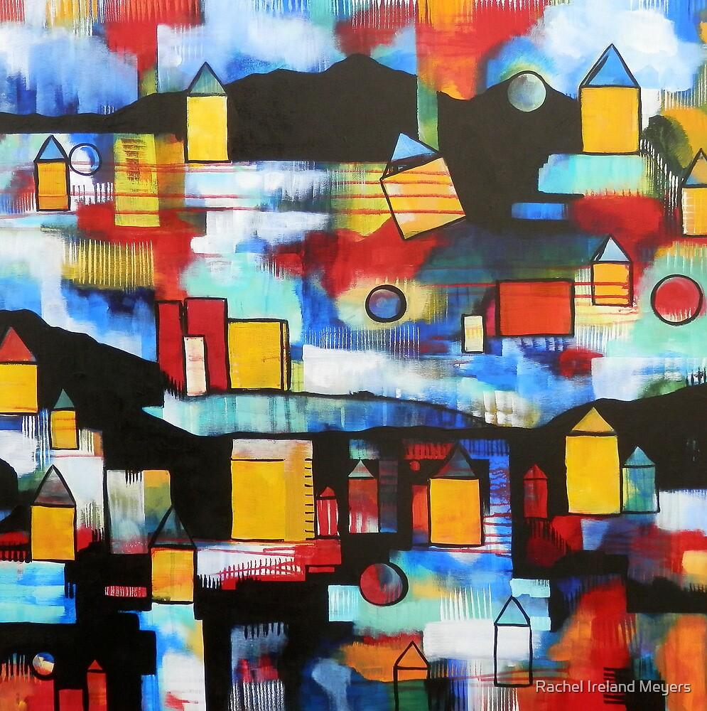 Hobart's movement by Rachel Ireland Meyers